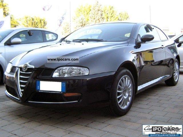 2009 Alfa Romeo  GT 1.8 TS 16v 140cv progression Km.0 Sports car/Coupe Used vehicle photo