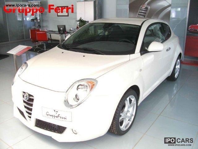 2012 Alfa Romeo  MiTo 1.3 JTDm-2 S & S Distinctive Bianco P.CONSEGN Limousine Pre-Registration photo