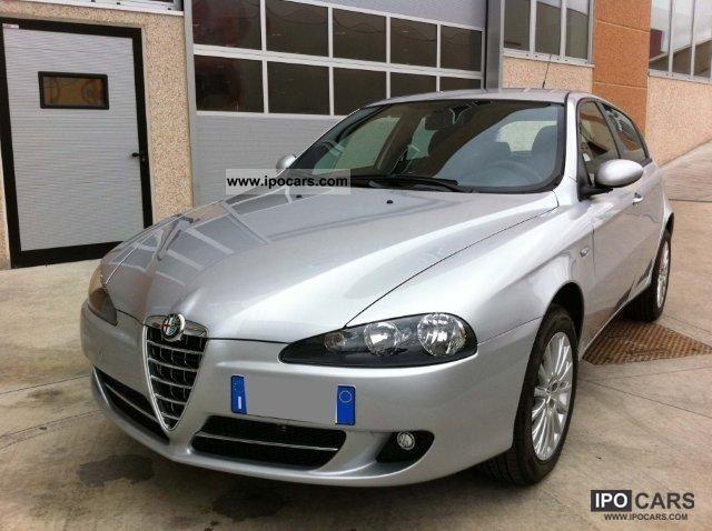 2009 Alfa Romeo  Progressio N 147 1.6 TS 120CV Other Used vehicle photo