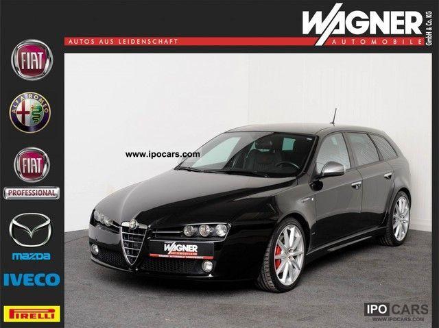2008 Alfa Romeo  159 Sportwagon 2.2 JTS 16V Selespeed ti * Navi, u Estate Car Used vehicle photo
