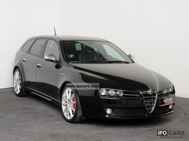 2008 alfa romeo 159 sportwagon 2 2 jts 16v selespeed ti navi u car photo and specs. Black Bedroom Furniture Sets. Home Design Ideas