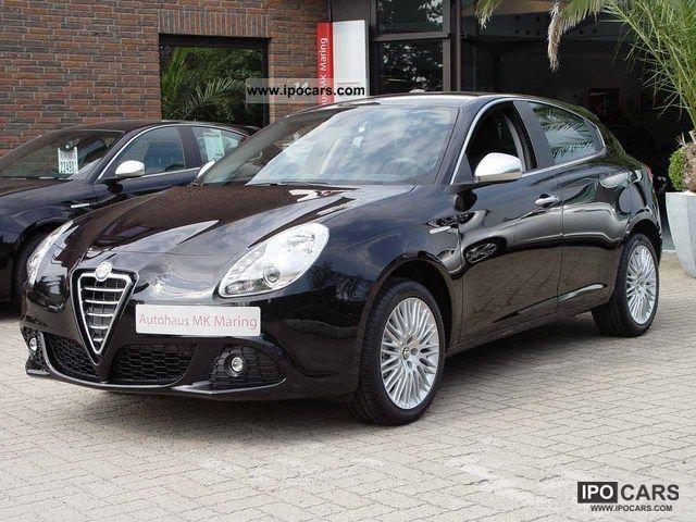 2011 Alfa Romeo  Giulietta 1.4 * SUPER START STOP RETAILERS * NEW * ALFA Limousine Pre-Registration photo
