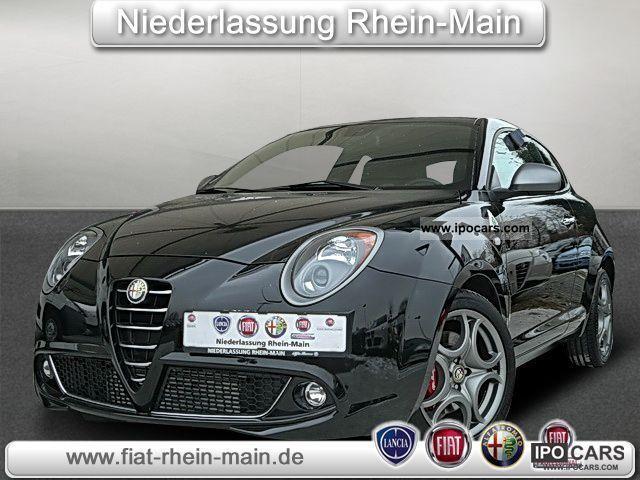 2011 Alfa Romeo  MiTo 1.4 TB 16V QV MULTIAIR (xenon climate) Limousine Used vehicle photo