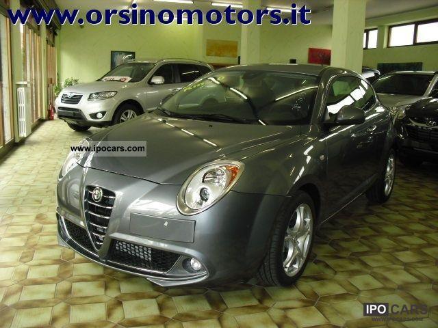 2011 Alfa Romeo  MiTo 1.3 JTDm-95cv Distinctive Premium Pack Limousine New vehicle photo