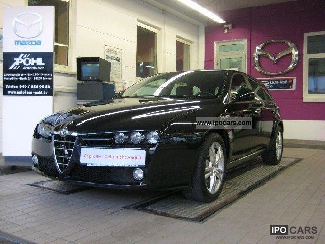 2010 Alfa Romeo  159 Sportwagon 2.2 JTS 16V Estate Car Used vehicle photo