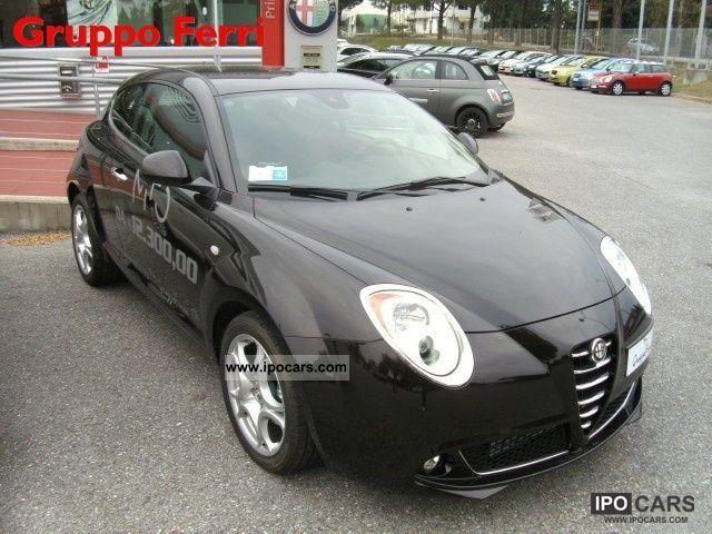 2011 Alfa Romeo  MiTo 1.3 JTDm-2 S & S Dist 95CV ??- Car Nuova Limousine New vehicle photo