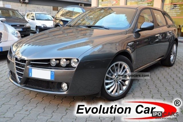 alfa romeo 159 sportwagon 19 jtd 150 cv q tronic 12 car interior design. Black Bedroom Furniture Sets. Home Design Ideas