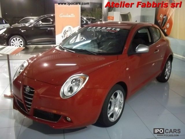 2011 alfa romeo mito 1 6 jtdm 2 s s distinctive sport. Black Bedroom Furniture Sets. Home Design Ideas