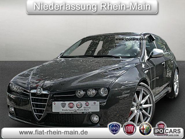 2008 Alfa Romeo  159 Sportwagon 2.2 JTS 16V ti (leather climate) Estate Car Used vehicle photo