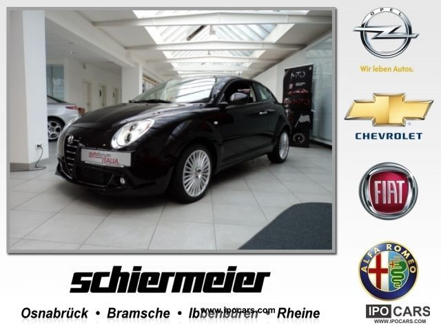 2010 Alfa Romeo  MiTo 1.4 TB MULTIAIR TURISMO COMFORT PACKAGE Limousine Demonstration Vehicle photo