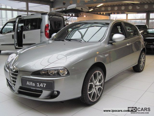 2010 alfa romeo alfa 147 1 9 jtdm 8v impression car photo and specs. Black Bedroom Furniture Sets. Home Design Ideas