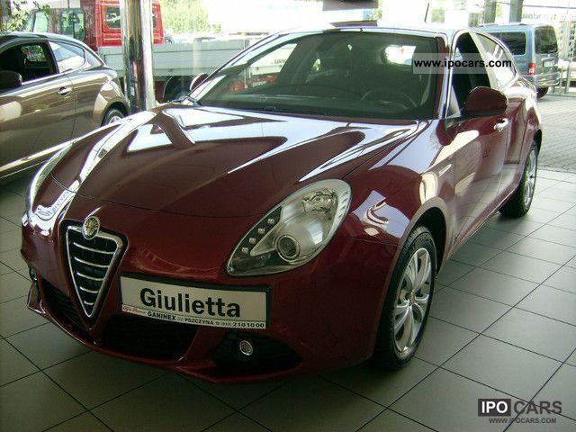 2011 Alfa Romeo  Giulietta 4.1 Distinctive 120km Other New vehicle photo