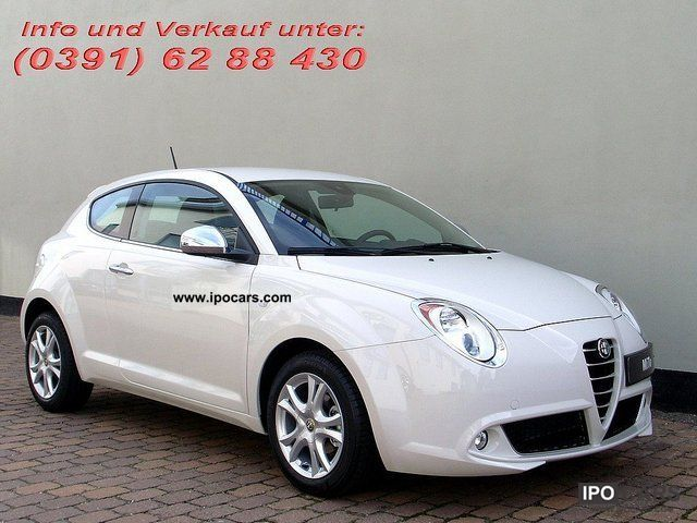 2011 Alfa Romeo  MiTo 1.4 16V 77KW MultiAir \ Limousine New vehicle photo