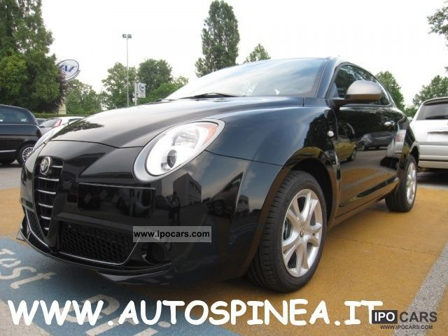 2011 Alfa Romeo  MiTo 1.4 T 120CV Super GPL * OFFER * Lancio Limousine New vehicle photo