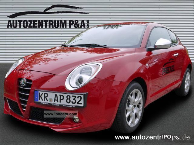 2011 alfa romeo mito 1 4 16v super car photo and specs. Black Bedroom Furniture Sets. Home Design Ideas