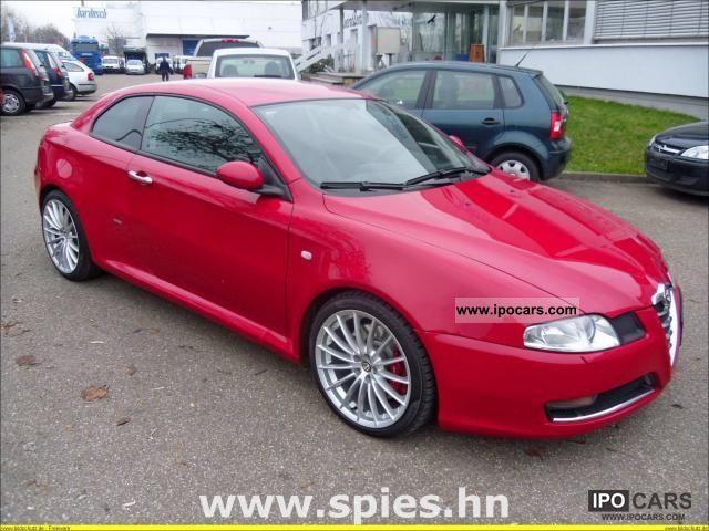 2007 Alfa Romeo Gt 3 2 V6 Distinctive Rims Klimautomatik L