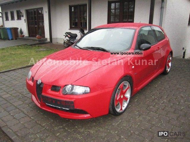 2003 Alfa Romeo  147 3.2 V6 24V GTA Bestzustand/18-Zoll! Sports car/Coupe Used vehicle photo