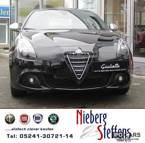 2012 Alfa Romeo  Giulietta 1.4 TB 16V Super Limousine Pre-Registration photo