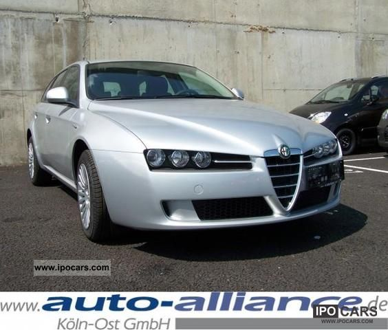 2011 Alfa Romeo  159 Sportwagon 1.9 JTDM 120PS Impression Estate Car New vehicle photo