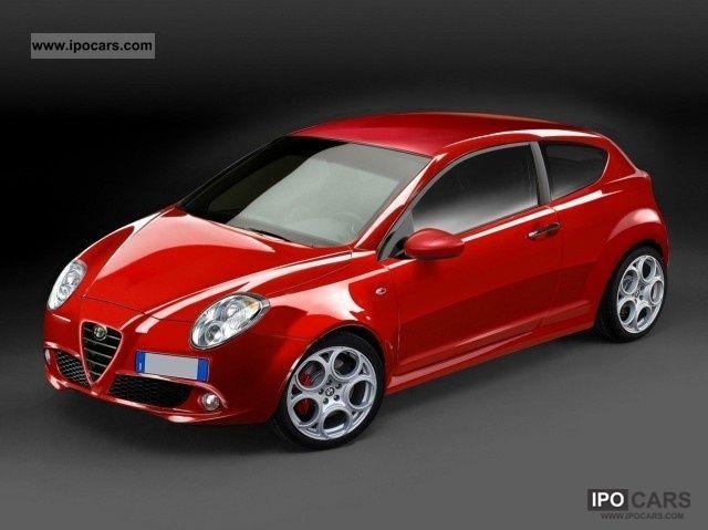 2011 Alfa Romeo  MiTo 1.6 JTDm S-2 S & Distinctive Limousine New vehicle photo