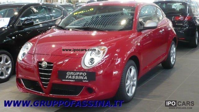 2011 Alfa Romeo  MiTo 1.4 105cv M.air S & S progression Limousine Pre-Registration photo