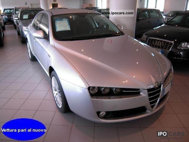 2011 Alfa Romeo  159 2.2 16V Distinctive millennium Limousine Used vehicle photo