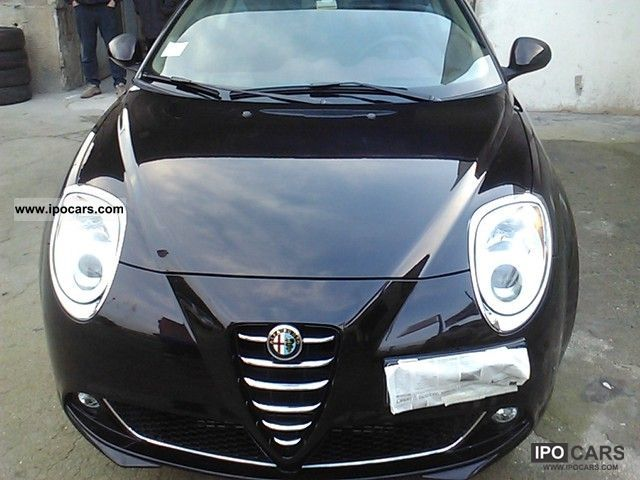 Alfa Romeo  MiTo 1.4 Turbo 120 HP Distinctive GPL 2010 Liquefied Petroleum Gas Cars (LPG, GPL, propane) photo