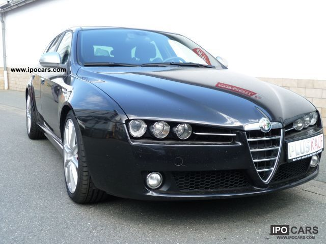 2008 Alfa Romeo  159ti 2.4 20V Automatic DPF Combination leather Xenon wi Estate Car Used vehicle photo