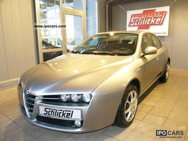 2009 Alfa Romeo  159 2.2 JTS 16V Elegant Limousine Used vehicle photo
