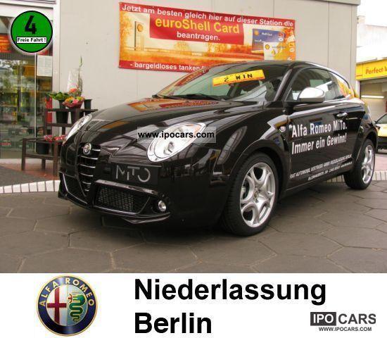 2011 Alfa Romeo  Mito 1.4 TB 16V Turismo MultiAir LEATHER Sports car/Coupe Demonstration Vehicle photo