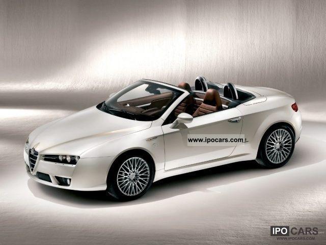 2011 Alfa Romeo  Spider CONVERTIBLE CAR COMPRO pagamento IN Contanti Cabrio / roadster Used vehicle photo