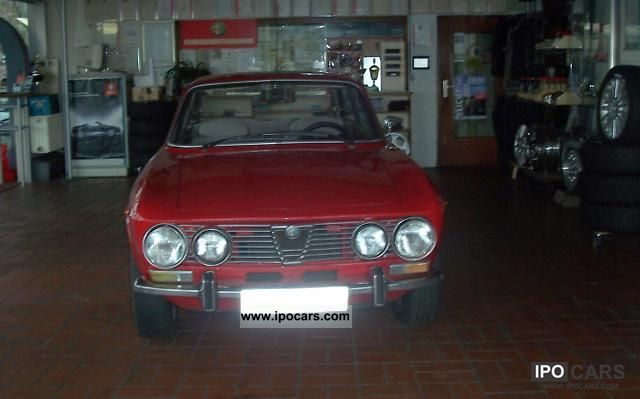 Alfa Romeo  GT Junior 1.6 1976 Vintage, Classic and Old Cars photo