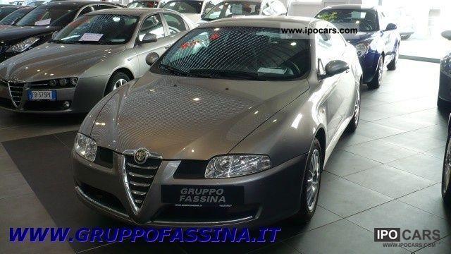 2009 Alfa Romeo  GT 1.8 16V TS Progression Sports car/Coupe Pre-Registration photo