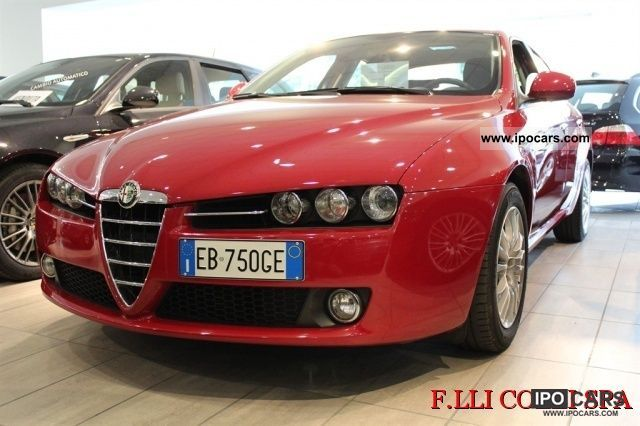 2010 Alfa Romeo  159 1.9 JTDm Eco progression Limousine Used vehicle photo