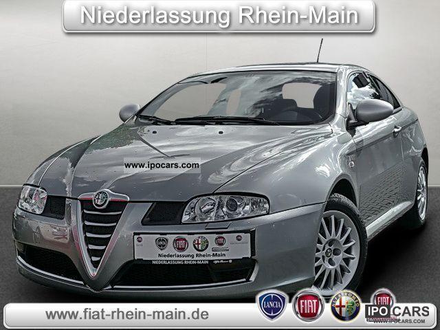 2010 Alfa Romeo  Progression GT 1.9 JTDM 16V (xenon climate) Limousine Used vehicle photo