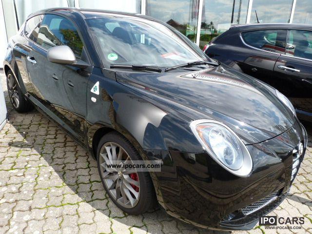 2010 Alfa Romeo  Mito 1.4 16v TB MultiAir Quadrifoglio Verde Small Car Used vehicle photo