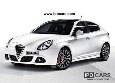 2011 Alfa Romeo  Giulietta 1.4 SUPER * BOSE SOUND SYSTEM * Su DT.ALFA Small Car New vehicle photo