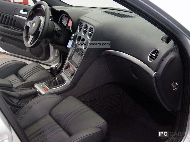 Alfa Romeo Stelvio Steering Wheel >> 2008 Alfa Romeo 159 SW 2.4 TI SPORT NAVI * GREAT * XENON * 19ZOLL * TOP * - Car Photo and Specs