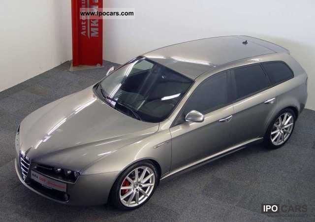 2008 alfa romeo 159 sw 2 4 ti sport navi great xenon 19zoll top car photo and specs. Black Bedroom Furniture Sets. Home Design Ideas
