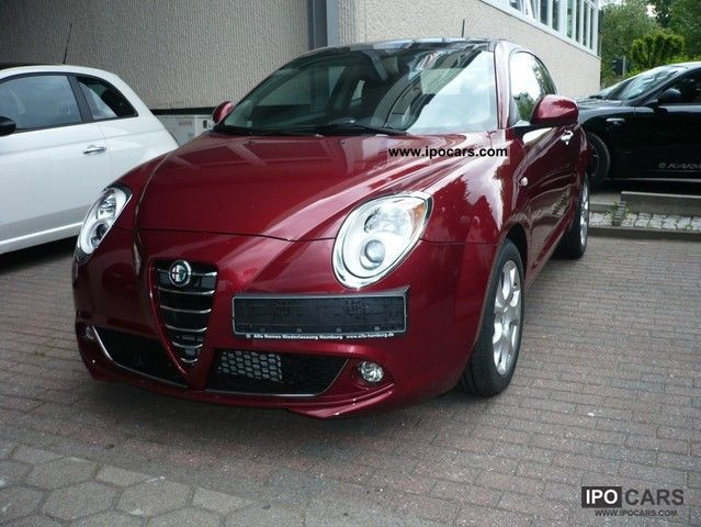 2011 Alfa Romeo  MiTo 1.3 JTDM & 16V 70KW (95HP) with start Turismo Limousine Employee's Car photo