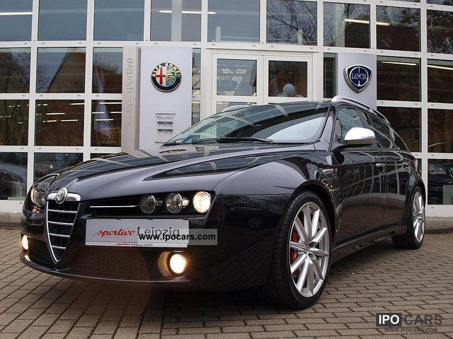 2008 alfa romeo 159 sw 2 4 jtdm car photo and specs. Black Bedroom Furniture Sets. Home Design Ideas