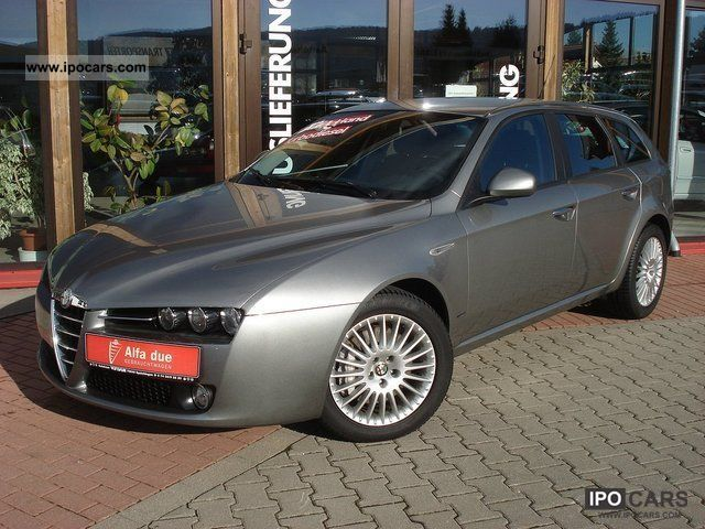 2006 Alfa Romeo  159 SW 2.4 JTDM 20V Estate Car Used vehicle photo