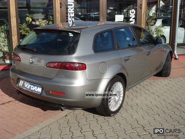 2006 alfa romeo 159 sw 2 4 jtdm 20v car photo and specs. Black Bedroom Furniture Sets. Home Design Ideas