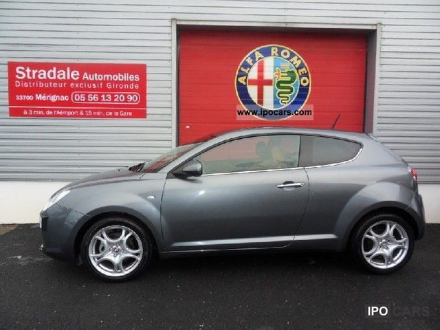 2011 Alfa Romeo  MiTo 1.3 JTDm95 Selective S & S Limousine Used vehicle photo