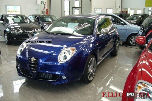 2011 Alfa Romeo  MiTo 1.4 T 135 CV M.air S & S Dist. SP Limousine Used vehicle photo