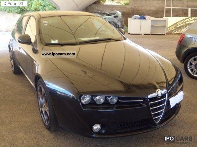 2009 Alfa Romeo  159 Sportwagon 1750 TBi 200cv Distinctive Estate Car Used vehicle photo