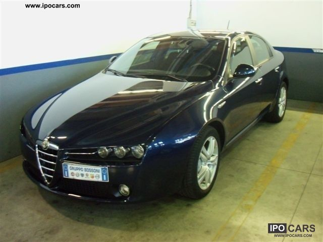 2009 Alfa Romeo  JTDm 159 1.9 16V Sport Limousine Used vehicle photo