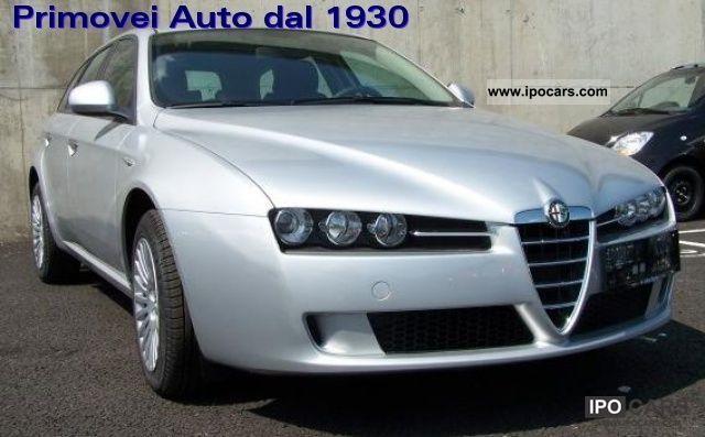 2011 Alfa Romeo  159 Sportwagon 1.9 JTD Impression Start e stop Estate Car New vehicle photo