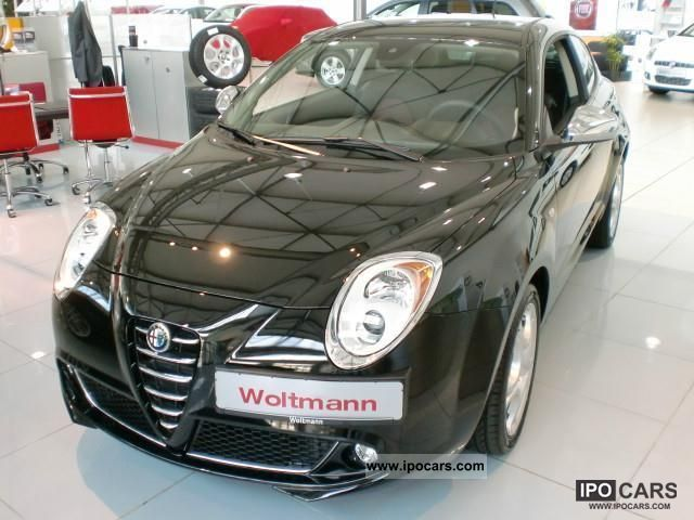 2011 Alfa Romeo  MiTo 1.4 16V MultiAir 105 HP Super, Sport Package Small Car New vehicle photo