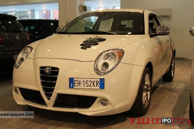 2011 Alfa Romeo  MiTo 1.3 JTDm & S-2 S Dist. Sports Pack Limousine Used vehicle photo